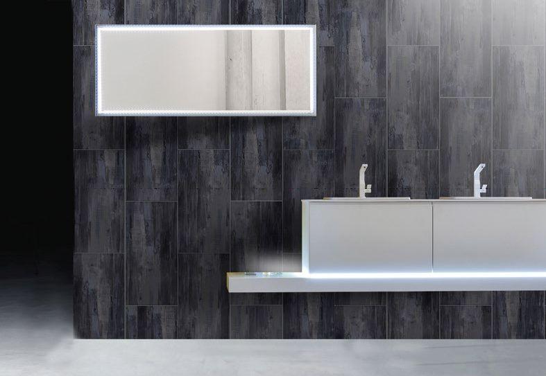 Włoskie płytki łazienkowe w salonie Bellamica