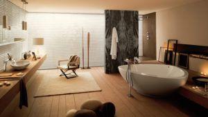 Funkcjonalna i luksusowa łazienka Axor dostępna w Bellamica