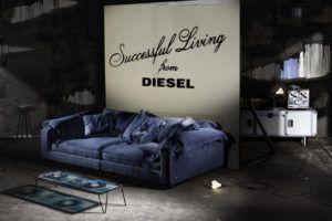 Kolekcja wyposażenia marki Diesel w salonie łazienkowym Bellamica
