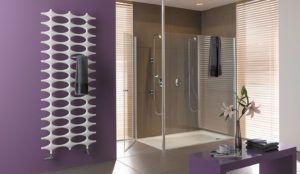 Nowoczesna kabina prysznicowa z Kermi w Bellamica