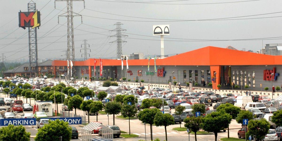 Realizacja projektu Bellamica w centrum handlowym M1