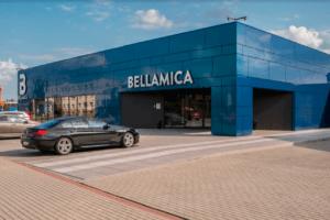Salon z wyposażeniem łazienek Bellamica w Piekarach Śląskich