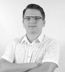 Specjalista ds. sprzedaży w Bellamica Adam Frej