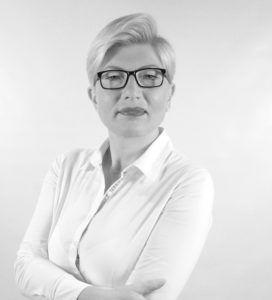 Alina Herman z salonu Bellamica