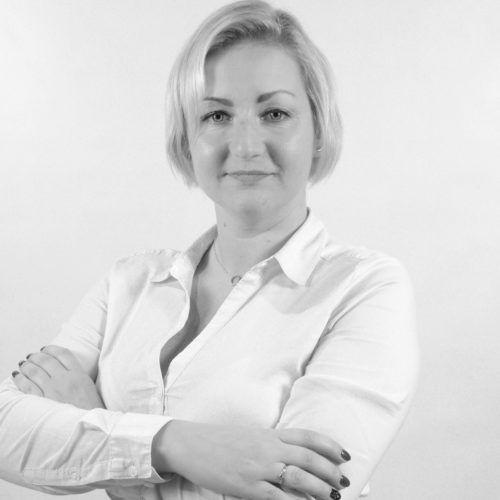 Kierownik salonu Bellamica Edyta Przybylak